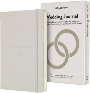 Notes Moleskine Passion Journal Wedding, 400 stron