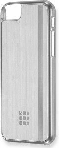 Etui Aluminium Hard Moleskine na iPhone 7 Plus srebrne